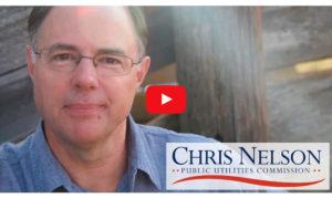 Chris Nelson for Public Utilities Commission